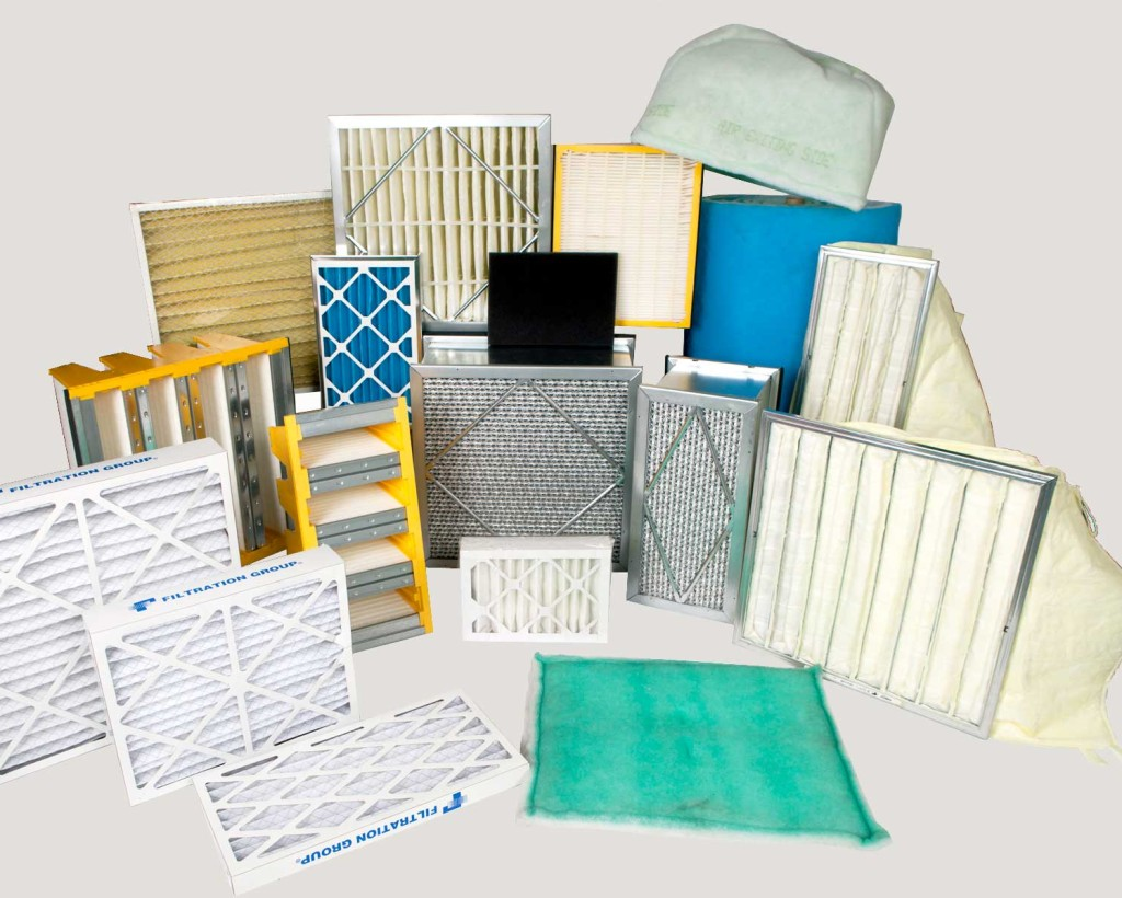 Air Cleaning Filters
