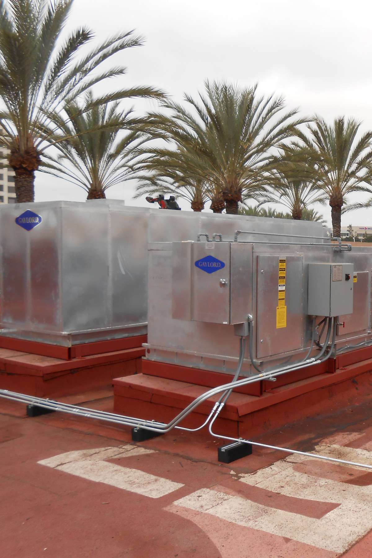 Exhaust Equipment for Restaurants